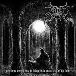ANIMA DAMNATA - Nefarious Seed Grows To Bring Forth Supremacy Of The Beast (CD)
