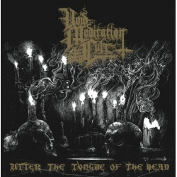 VOID MEDITATION CULT - Utter The Tongue Of The Dead (CD)