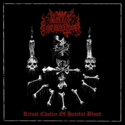 HELL'S CORONATION - Ritual Chalice of Hateful Blood (CD)