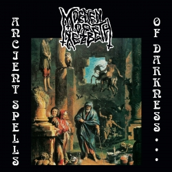 MOENEN OF XEZBETH - Ancient Spells of Darkness​.​.​. (CD)