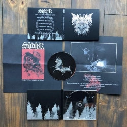 SLIDHR - The Futile Fires Of Man (deluxe Digipack CD)