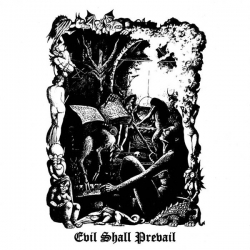 BLACK WITCHERY - Evil Shall Prevail (12'' 2LP)