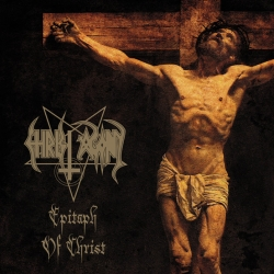 CHRIST AGONY - Epitaph of Christ (GOLD 12''LP)