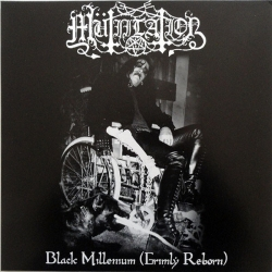 MUTIILATION - Black Millenium (Grimly Reborn) (12''LP)