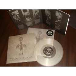 INFERNAL WAR / KRIEGSMASCHINE - Transfigurations ( clear 12''LP, limit 150 szt.)
