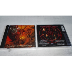 VITAL REMAINS - Dawn Of The Apocalypse (CD)