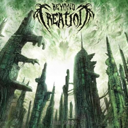 BEYOND CREATION - The Aura (CD)