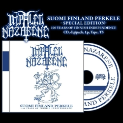IMPALED NAZARENE - Suomi Finland Perkele - 100 Years Of Finnish Independence (lim. CD)