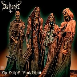 BEHERIT - The Oath Of Black Blood (CD)